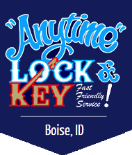 Anytime Lock & Key - Locksmith | Boise, ID